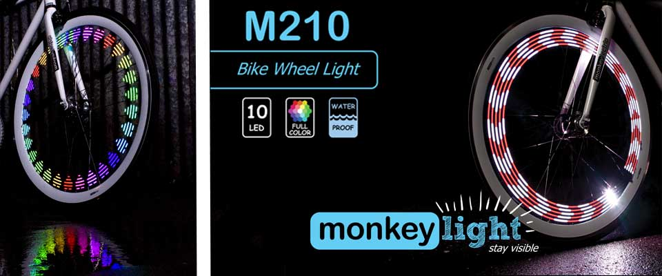 M210 Mini Monkey Light