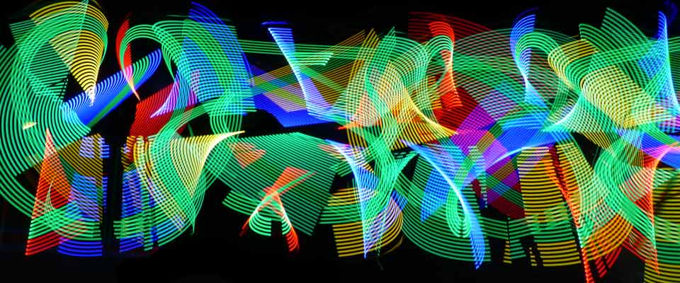 Amazing Light Art