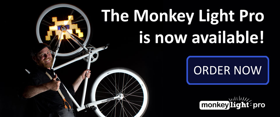 The Monkey Light Pro is now available!