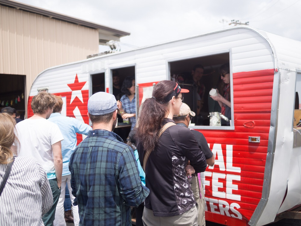 ritual coffee's sputnik at maker faire 2016