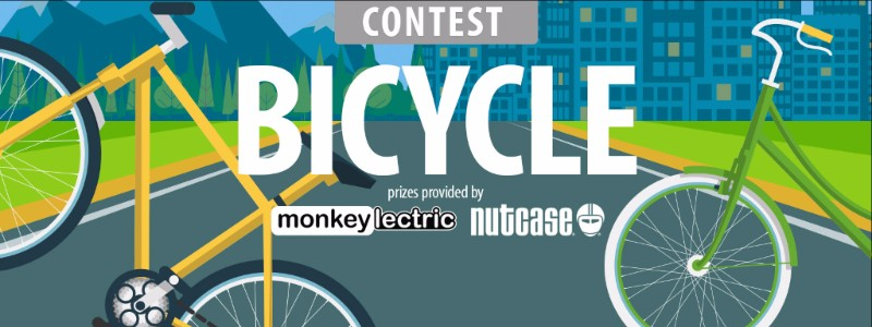 Instructables Bicycle 2016 Contest