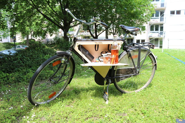 Bicycle Picnic Box