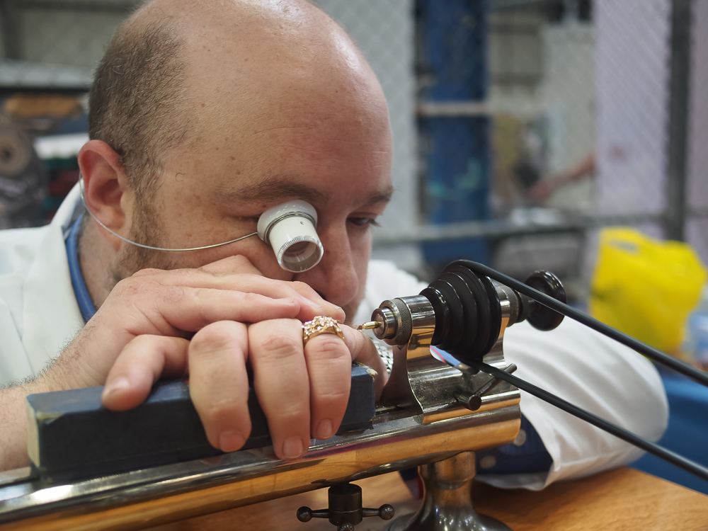 The American Watchmakers-Clockmakers Institute - Working the lathe