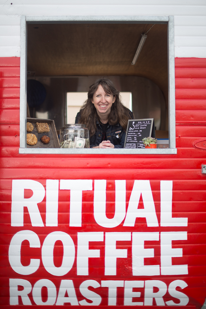 Maker Faire 2018: Ritual Coffee