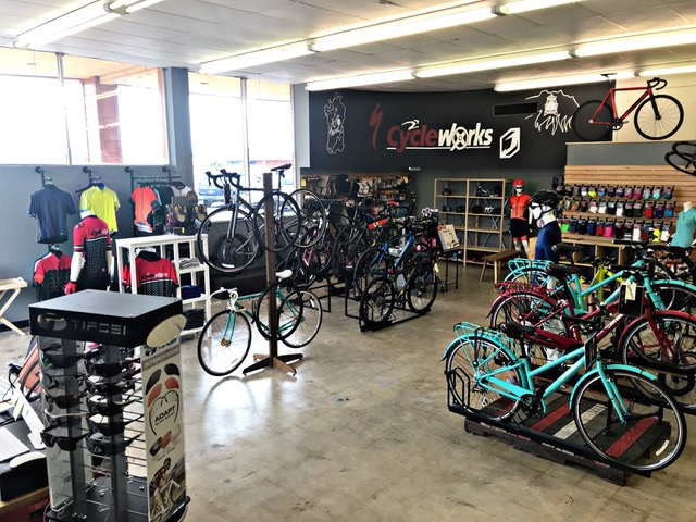 CycleWorks Bike Shop