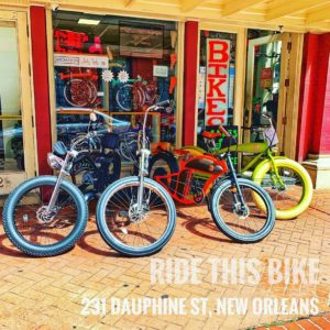 RideTHISbike New Orleans