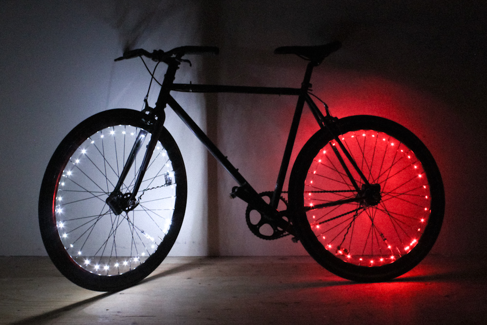 NLX1 Bike Wheel Light